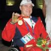 2012. gada Eiropas cilvēka Latvijā titulu ieguvis Aigars Apinis