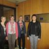 EDIC darba grupa un novada vadība gūst pieredzi ES institūcijās un EDIC darbībā Portugālē