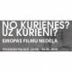 ES mājā – Eiropas filmu nedēļa