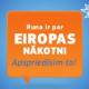 Latvijas un Lietuvas jaunieši Jelgavā diskutēs par Eiropas nākotni