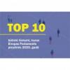 TOP 10 – būtiski Eiropas Parlamenta lēmumi 2020. gadā